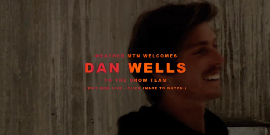 Dan Wells Main Image